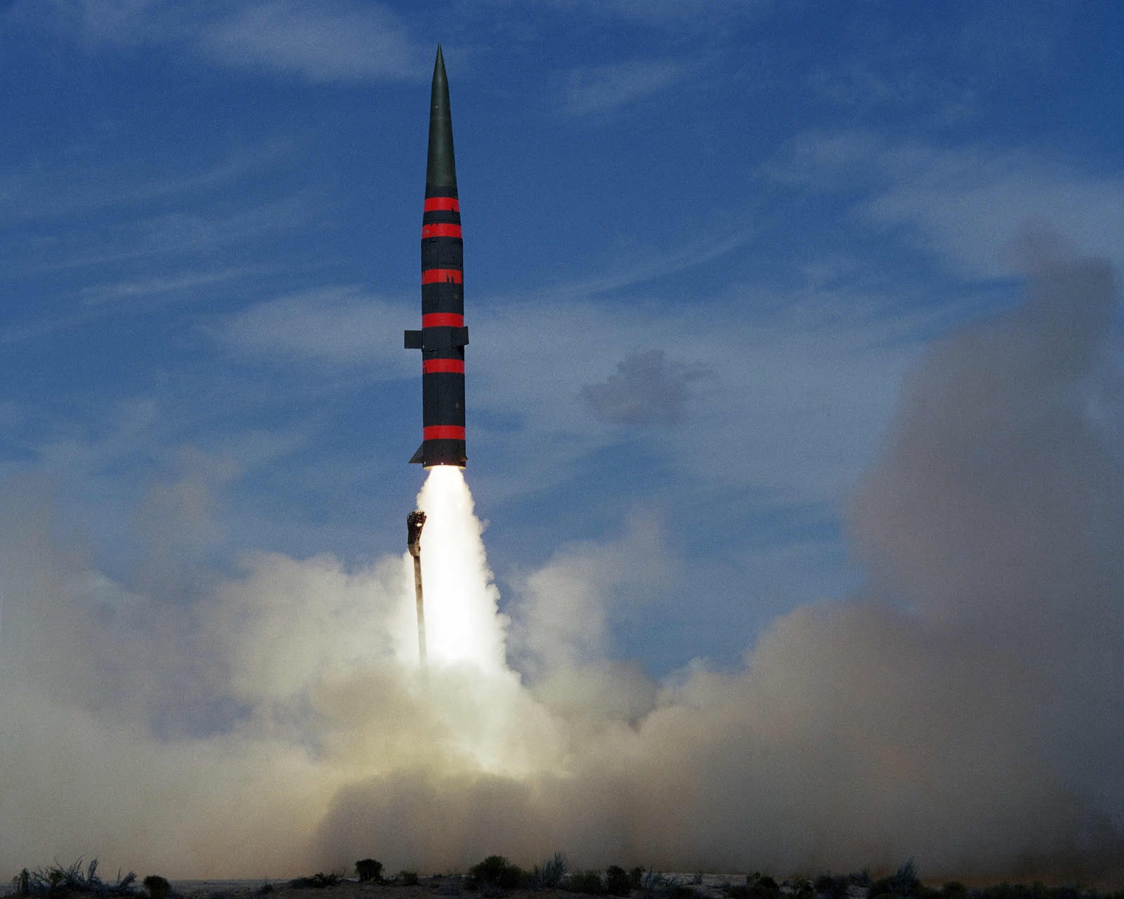 Martin Bets on Orlando and Wins the Pershing Missile Contract