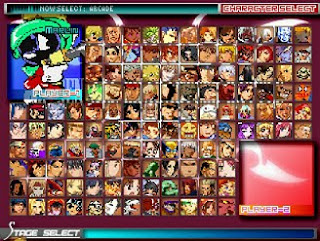 Downloads World Master Mugen All Characters Battle Zero