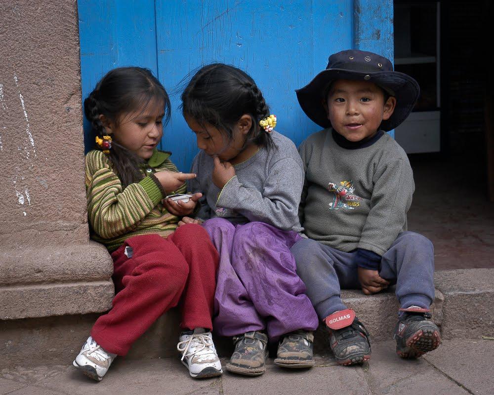 Olantaytambo, Peru 2004