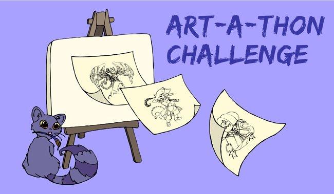 Art-a-thon Challenge