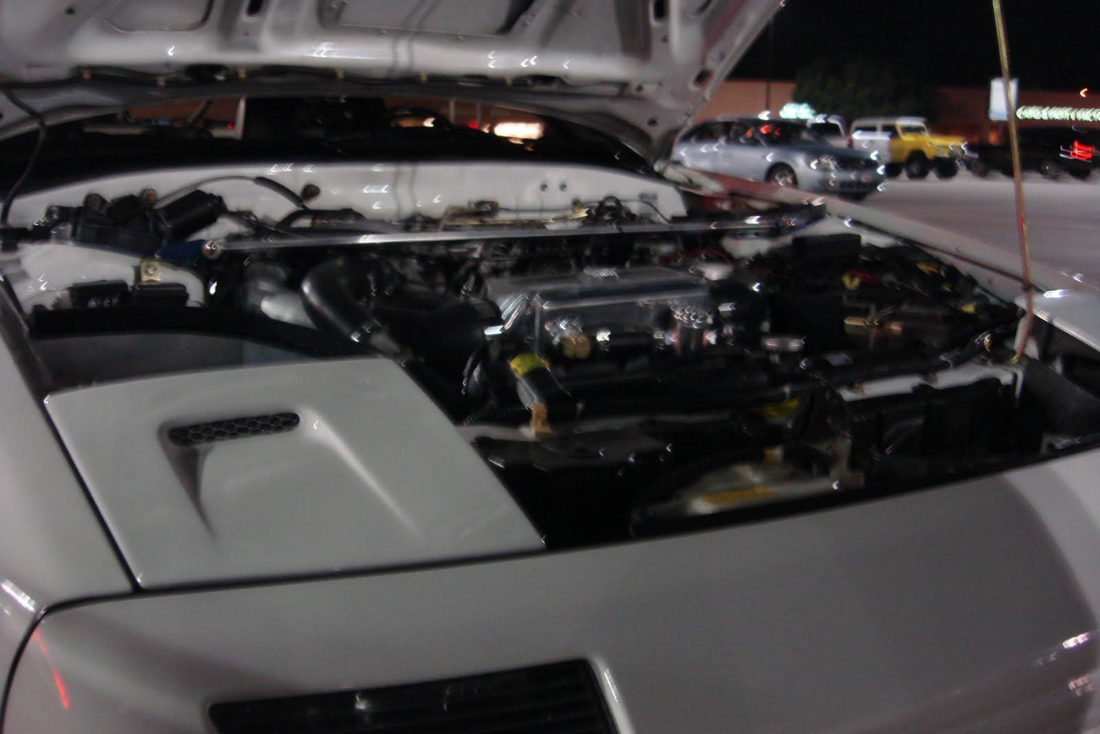 Fantasy Garage  1988 Mazda RX7 FC Chassis