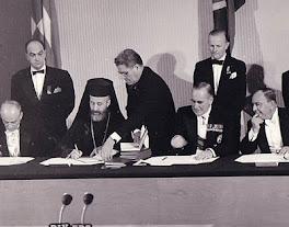 Κύπρος: Οι συμφωνίες Ζυρίχης-Λονδίνου