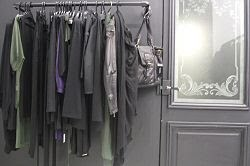 Boutique Jack Henry, rue Charlot Haut Marais Paris