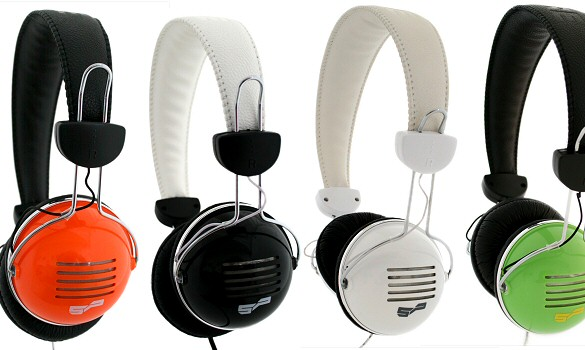Casques Audio pour iPhone, iPod Headphones Spitfire