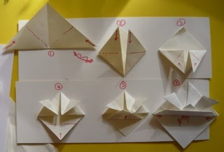 Hunter Park Kindergarten Origami Horse Head
