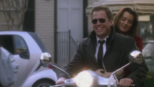 NCIS Tony and Ziva