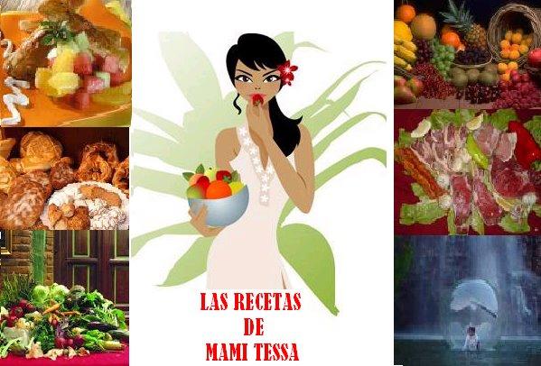 las recetas de mami tessa