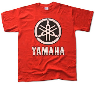 motorcycle clothing yamaha t shirt. Black Bedroom Furniture Sets. Home Design Ideas