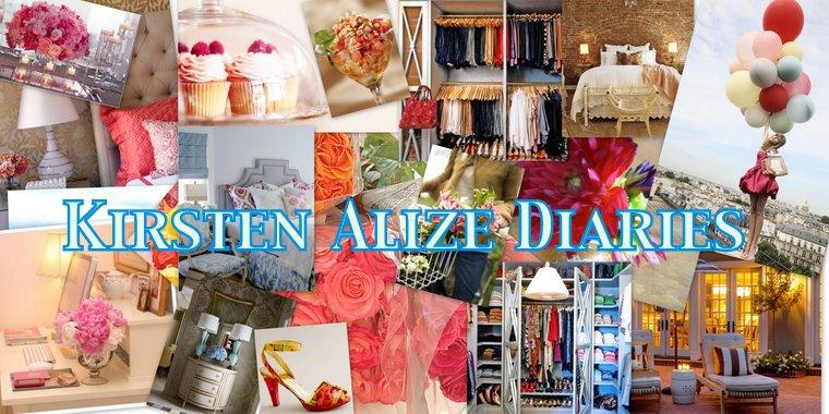 Kirsten Alize Diaries