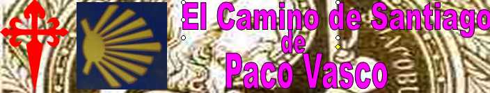 Mi Camino de Santiago. Paco Vasco