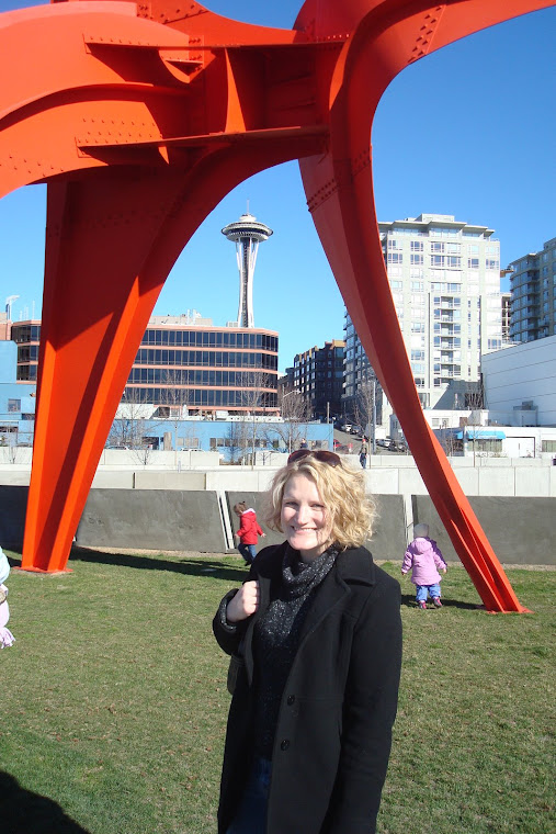 The Sculpture Park, Seattle, WA...February 2008