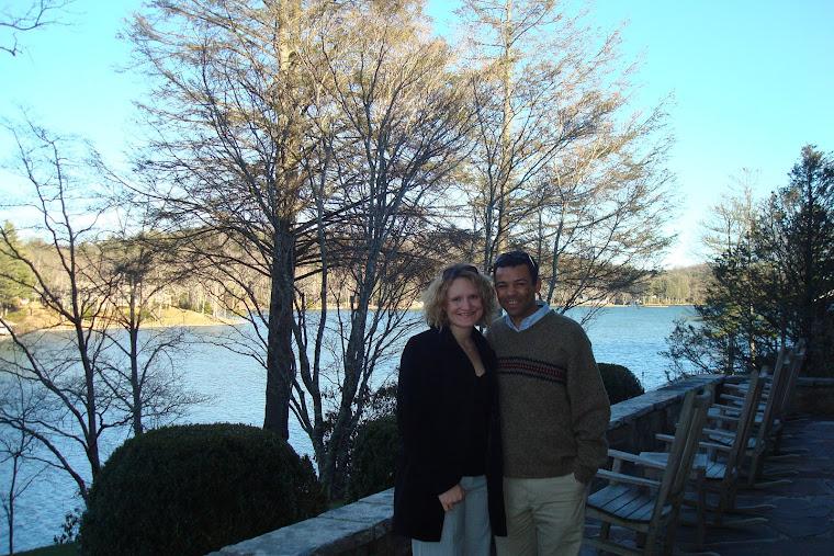 Valentine's Surprise-The Greystone Inn at Lake Toxaway, North Carolina...February 2008