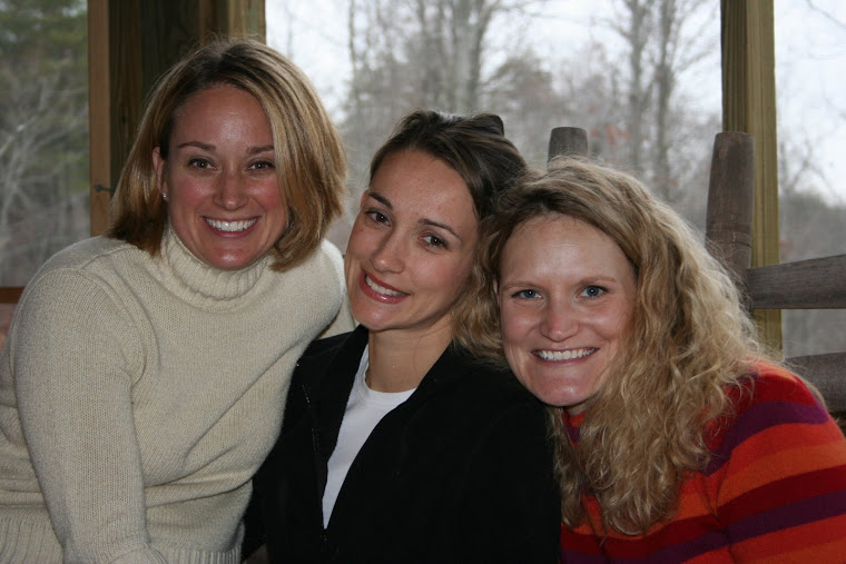 The Three Amigos-New Year's Trip to the Baggenstoss Cabin...December 2006