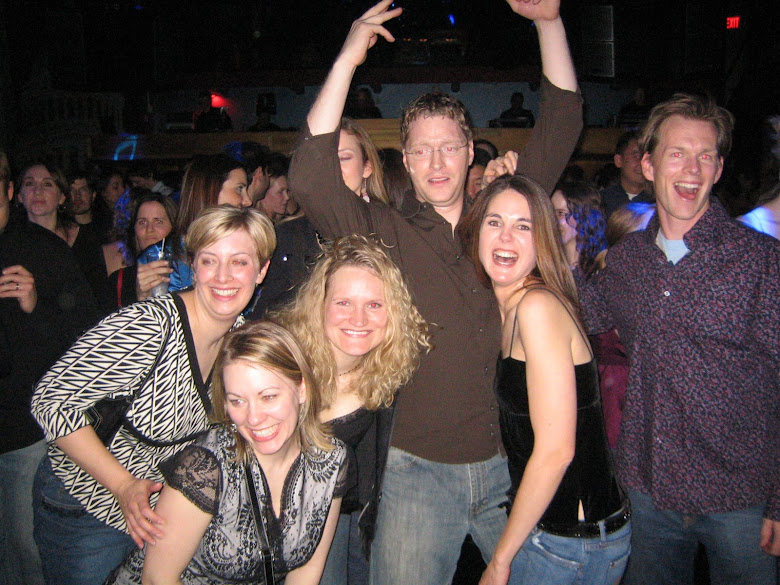 "Study Hard, Play Hard! Dermatology Residents at Club ""Fur""...Washington, DC AAD Conference February"