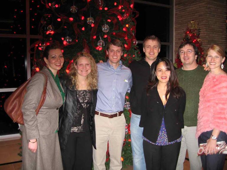 Vegas Crew...December 2007