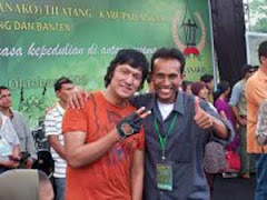 Fans Ikang Fawzi di Bogor