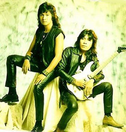 Rock Indonesia Selalu bersama Ikang Fawzi & Ian Antaono