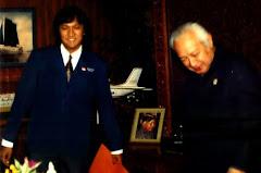 Bersama Presiden Soeharto