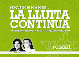 Llibertat preses polítiques catalanes!