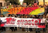29/11: MANIFESTAZIONE!