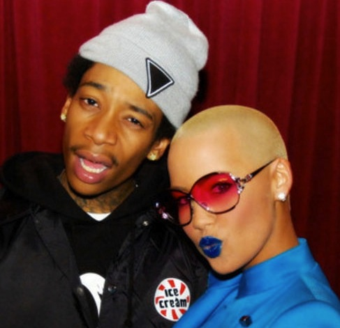 are wiz khalifa and amber rose dating. are wiz khalifa and amber rose