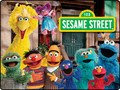I wish I lived on Sesame Street!