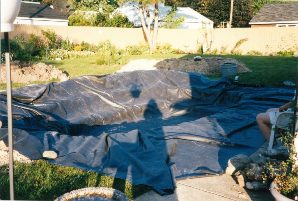 Pin Home Made Ponds On Pinterest