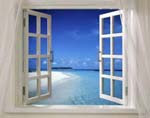 If you feel alone open this window