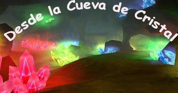 Desde la Cueva de Cristal