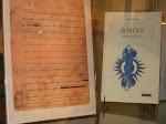 Manuscrito Borges