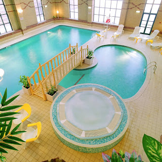 Beutifull Indoor Swimming pool Design