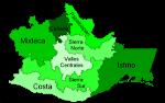 Regiones de Oaxaca