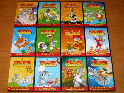 سلسلة توم وجيري المكونة من 6 افلام كاملة Tom and Jerry: Tales Collection 2e68zkp