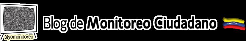 Blog de Monitoreo Ciudadano
