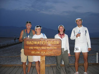 Crew at Badwater