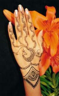 Latest Bridal Mehendi Designs, 2011 Mehendi Design Catalogue