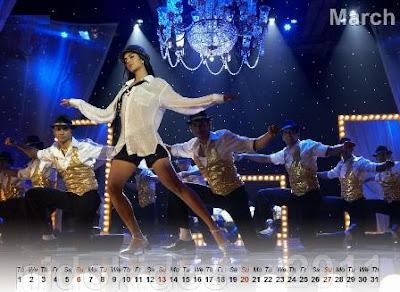 Tees Maar Khan Calendar 2011