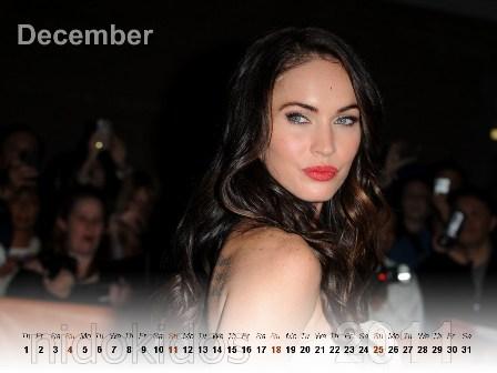 megan fox 2011 calendar. Megan Fox 2011 Calendar.