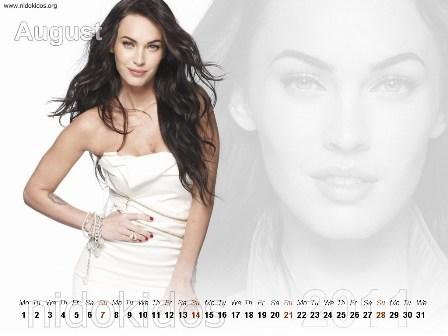 Megan Fox 2011 Wallpaper