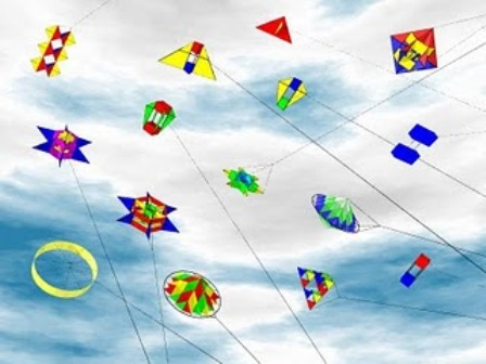 kite wallpaper. International Kite Festival