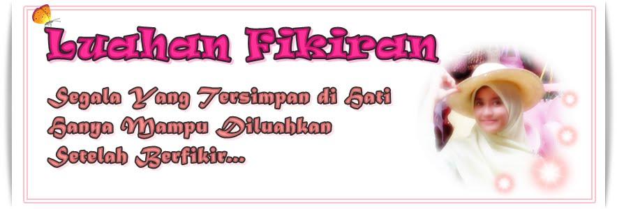 LUAHAN FIKIRAN