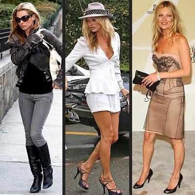 Imagen Y Belleza Blog Mujer Siempre 10 Kate Moss Es Portada De Vogue Por 30 Veces Ya A