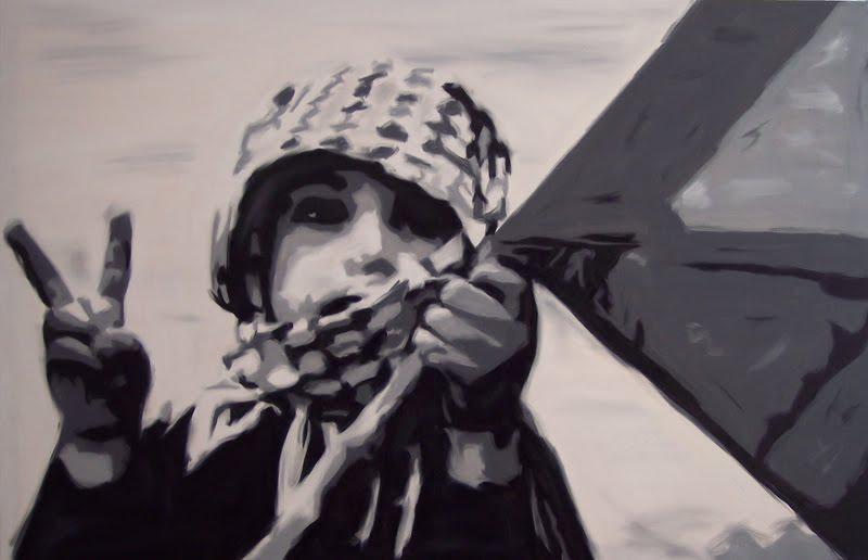 Νίκη στην Ιντιφάντα!Αλληλεγγύη στον Παλαιστινιακό λαό!