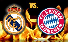 Bayern Munich vs Real Madrid en vivo | Primicia tv