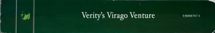 Verity&#39;s Virago Venture