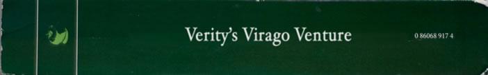 Verity's Virago Venture