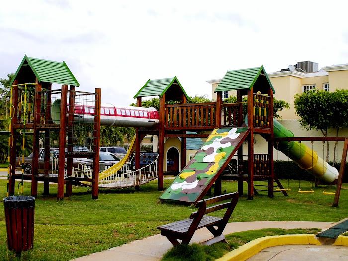 mega parques de maderas