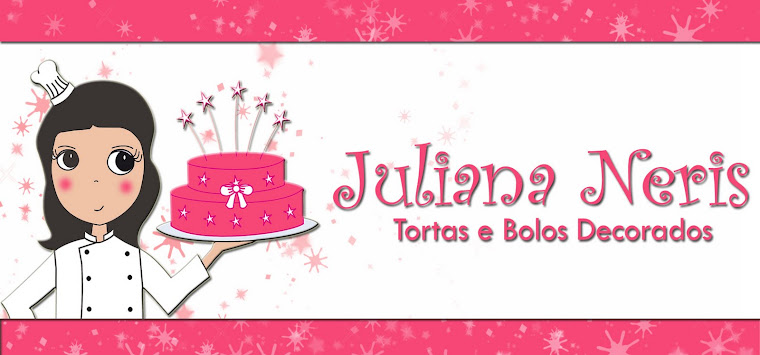 Juliana Neris - Bolos Decorados