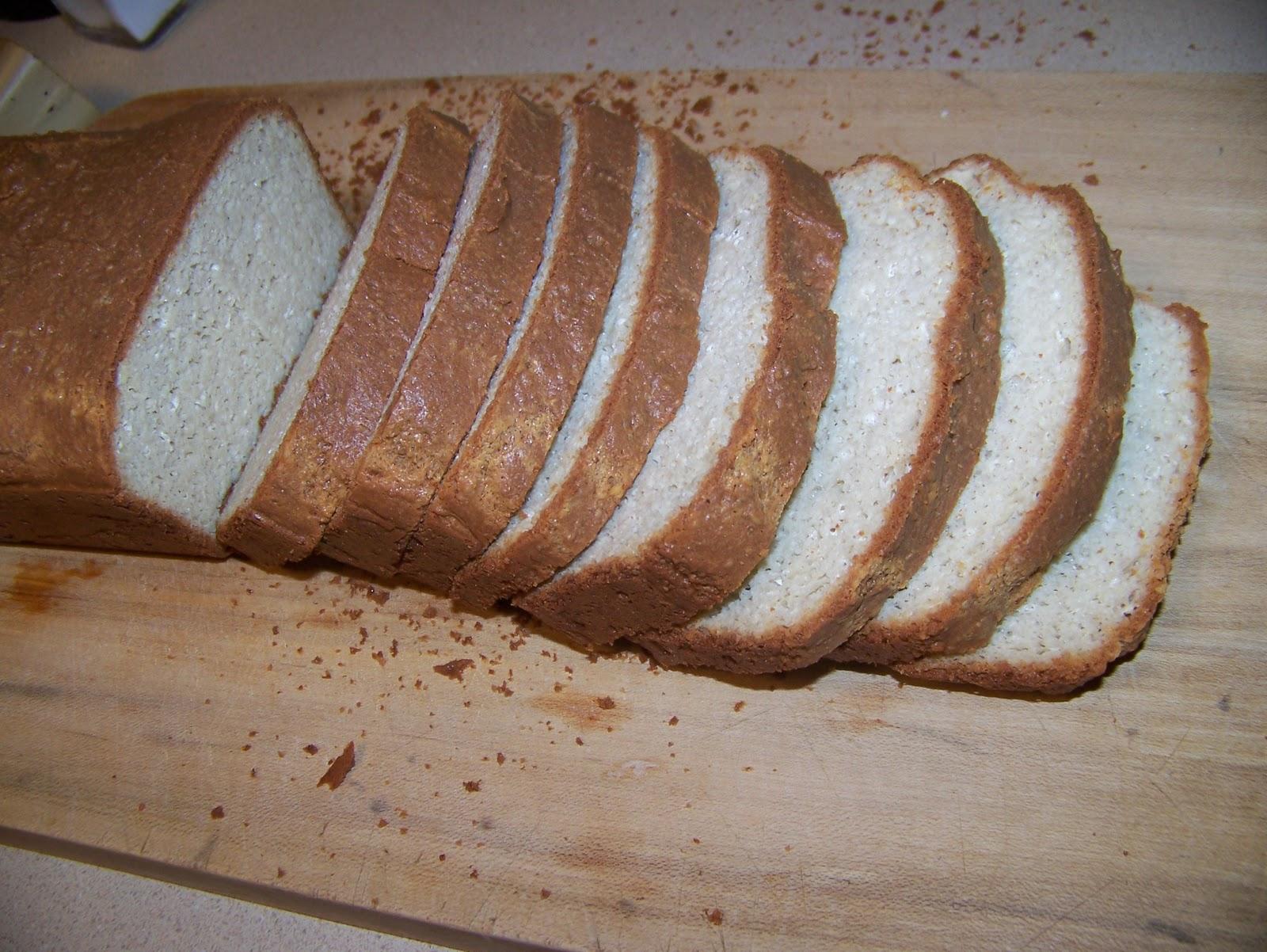 Almond Flour Bread Ginny's Low Carb Kitch...