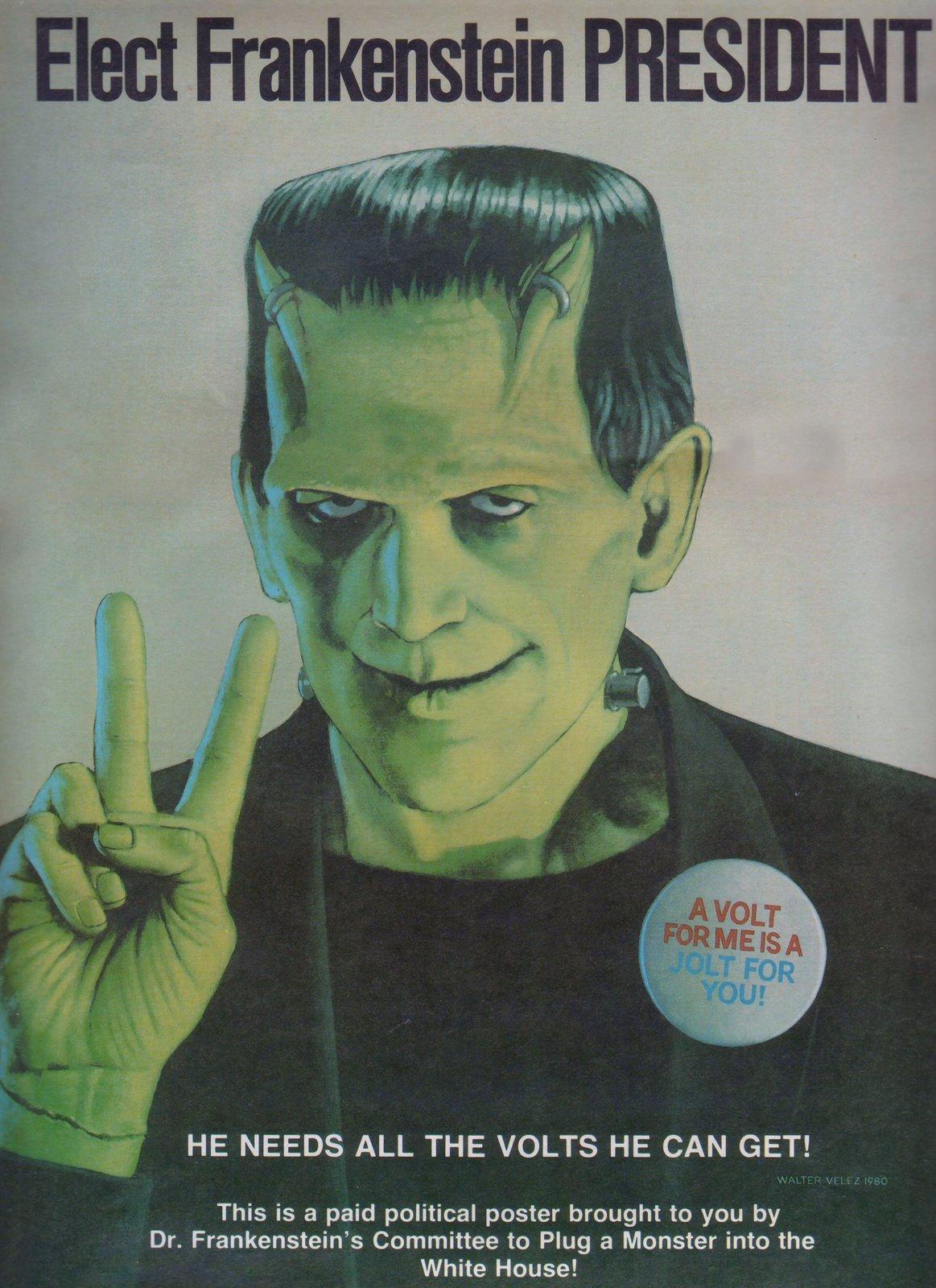 Revolutionary Teacher in Training: Unit/Lesson Plan: Frankenstein ...
